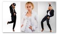 Ariana Cyan   Modelbook