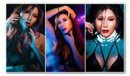 Zenia Tong   Neon Water