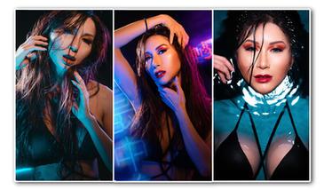 Zenia Tong | Neon Water