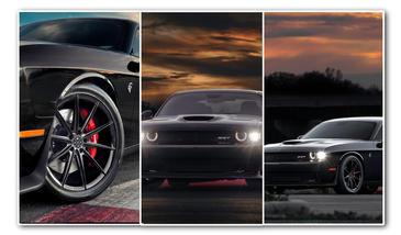 Dodge Hellcat | Black Diamond Wheels