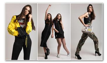 Fiona Rose & Jillian Arena | Streetwear Shoot