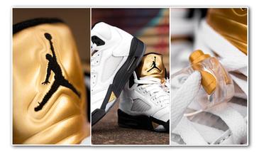 Air Jordan 5 | Olympic Gold