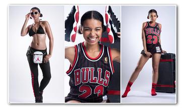 Briona Natrigo | Jordan Brand (NIKE) | Marylin's Agency