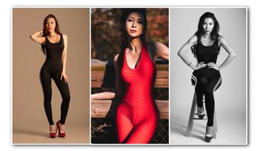 Zenia Tong | Modelbook