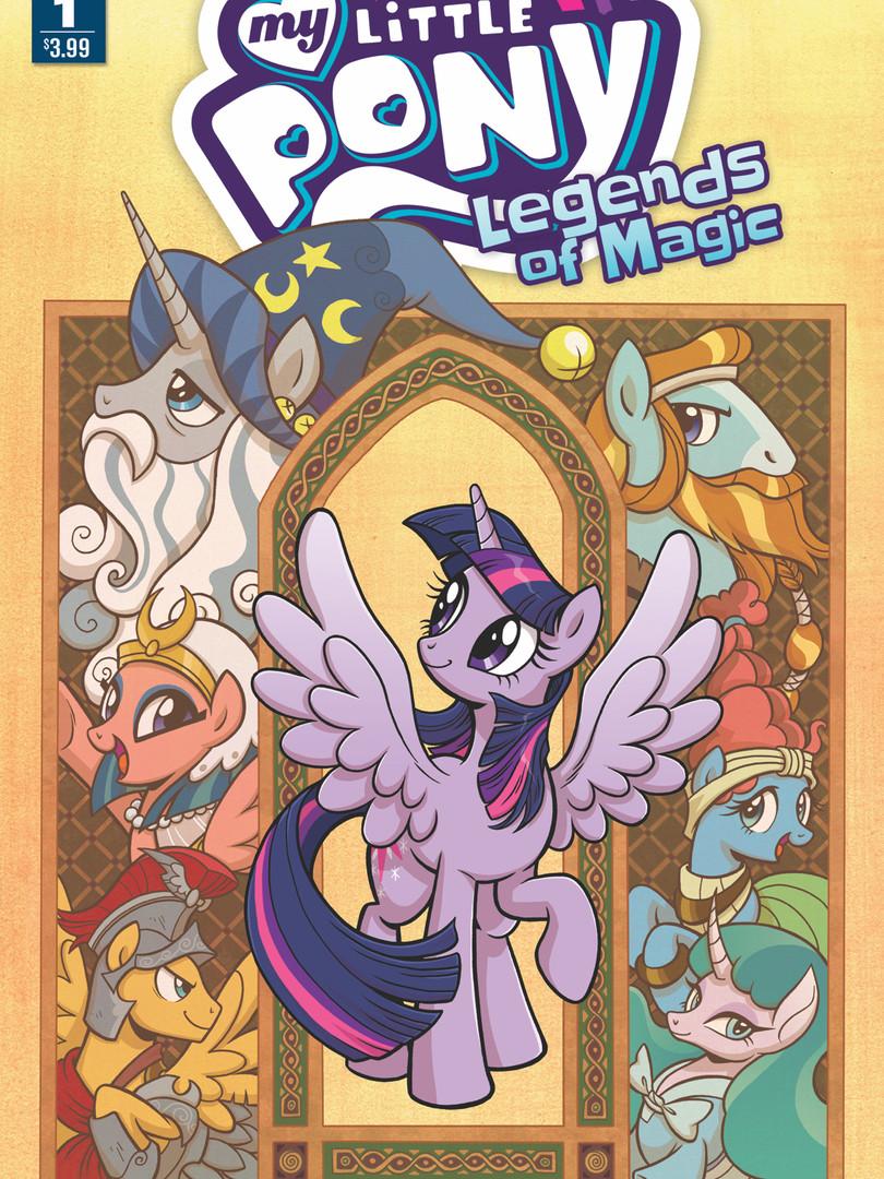 MLP Legends of Magic