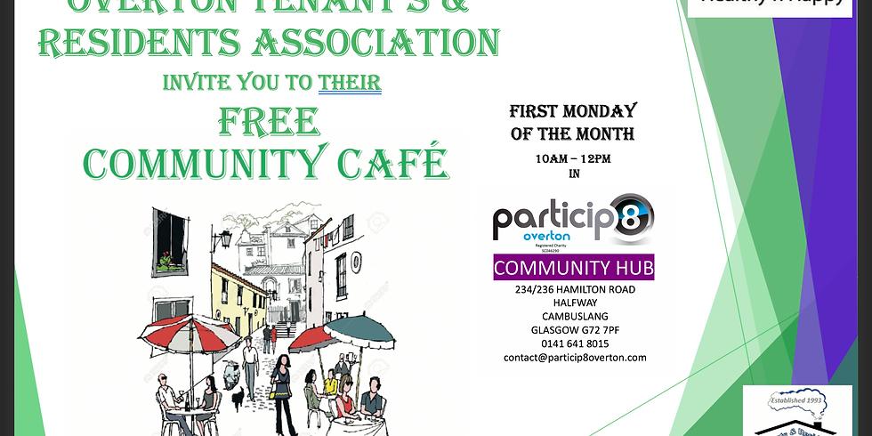 Overton Tenants & Residents Association Cafe