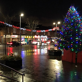 Christmas Lights Switch On 2019