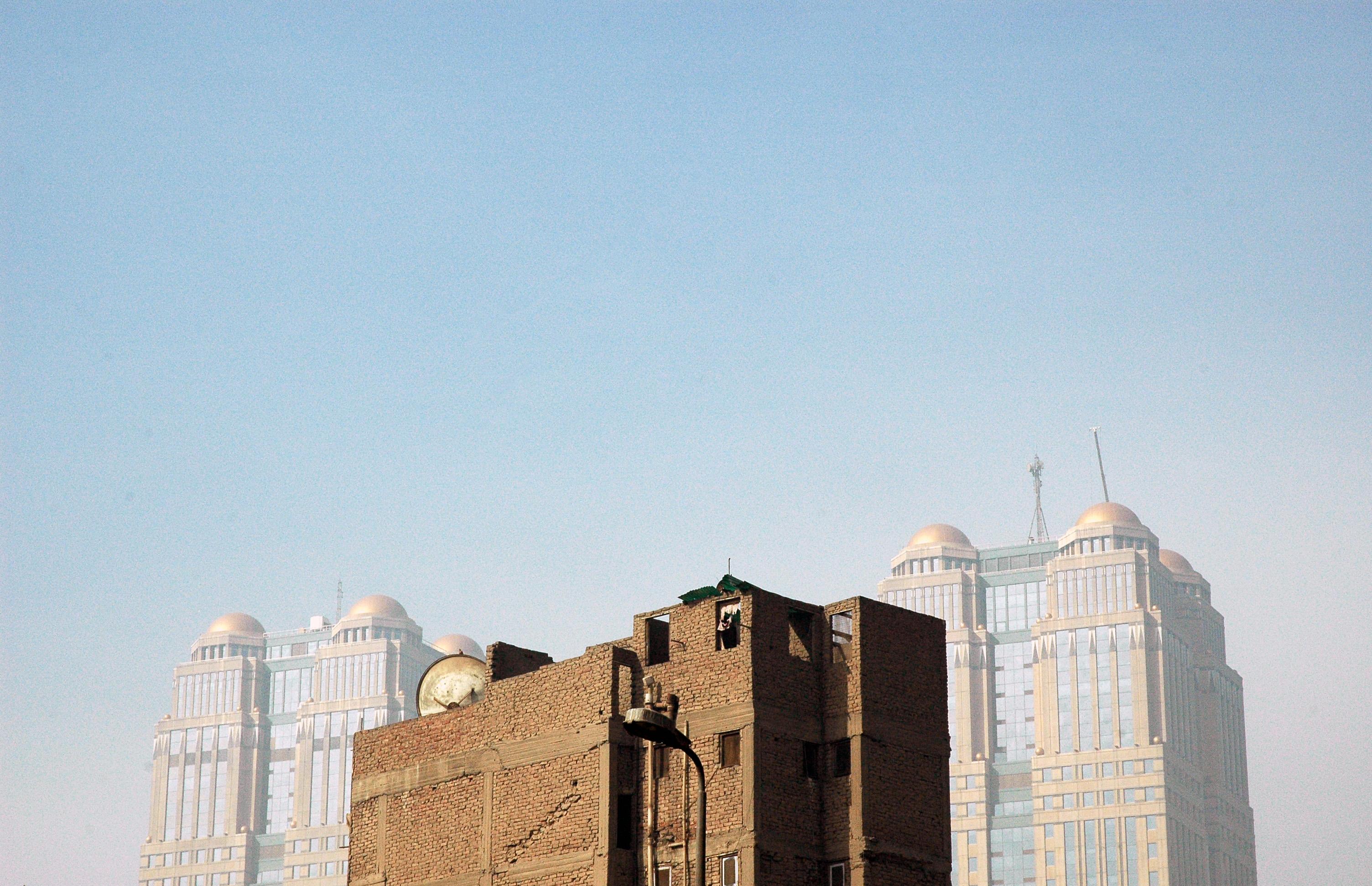 El Caire informal