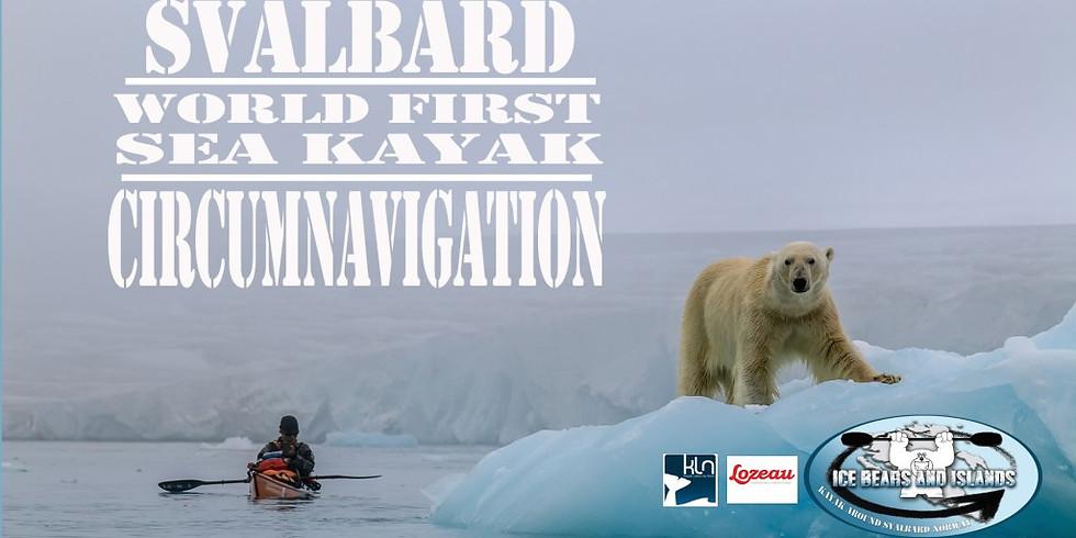 """Ice, Bears and Islands"" de Jaime Sharp"