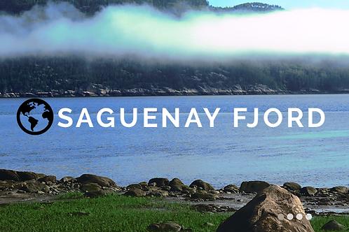 SAGUENAY TRIP / VOYAGE DE SAGUENAY 28/08 - 03/09 2017