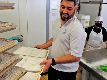 Oloron-Sainte-Marie : Michel Bassignana succède à son père à la tête de la pâtisserie Artigarrède