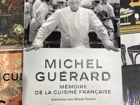 """Idée de lecture : """"Michel Guérard, mémoire de la cuisine française"""""""