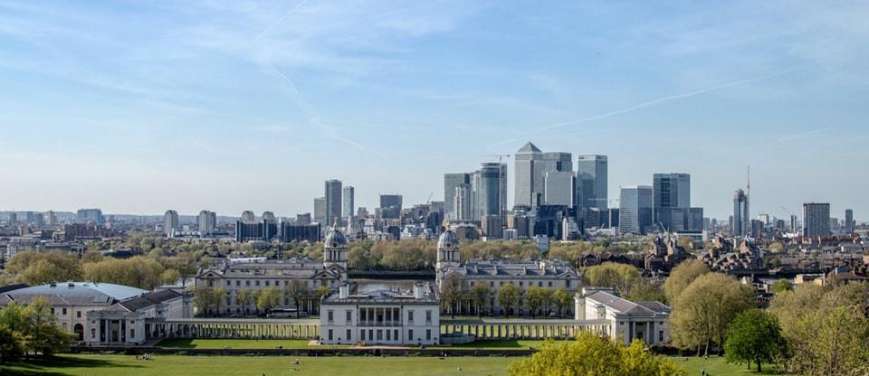 Greenwich Park 15 mins stroll