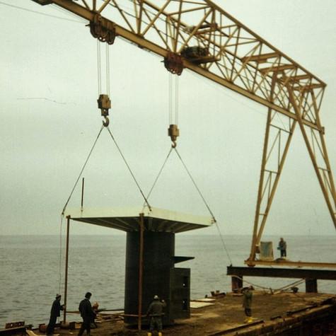 Botas Marmara Ereglisi LNG Terminal Steel Works