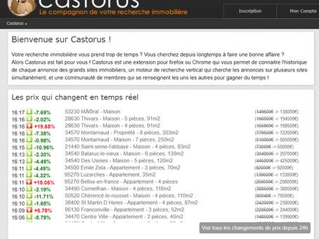 CASTORUS logiciel gratuit d'un agent mandataire…