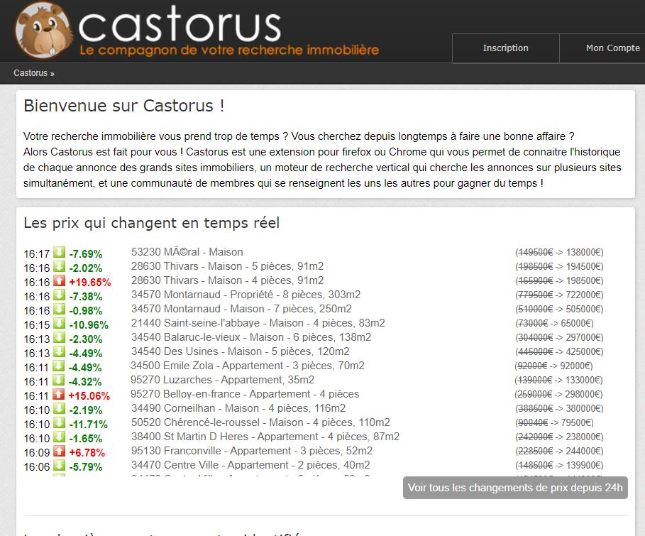 castorus