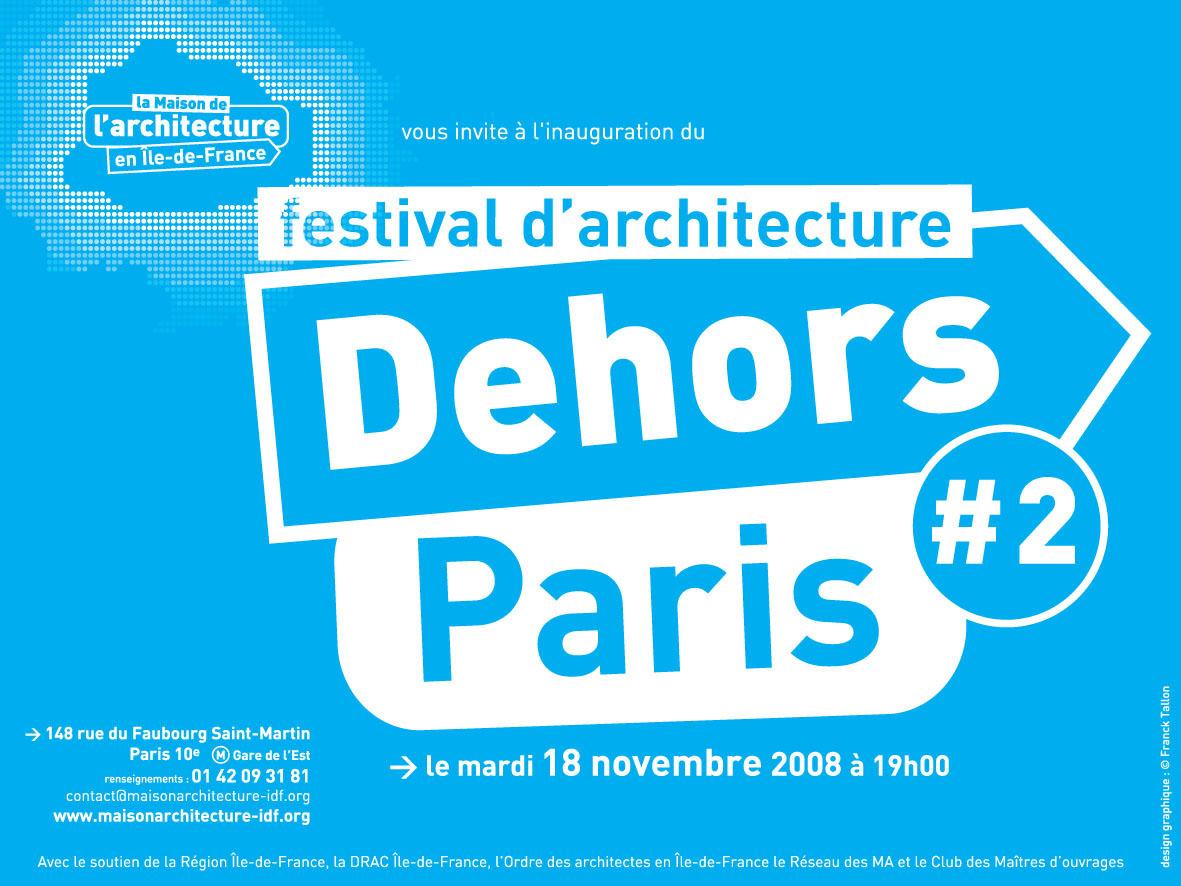 Dehors Paris #2 2008