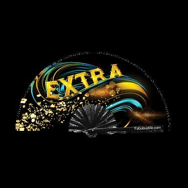 Extra Fan (UV Glow)