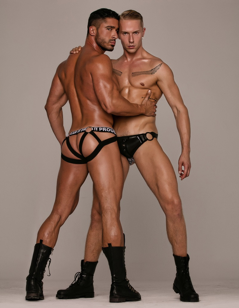 Gay Men Fetish Gear
