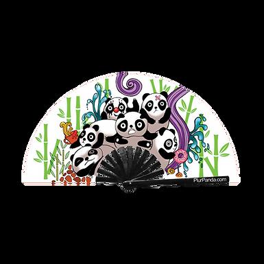 Plur Panda Fan