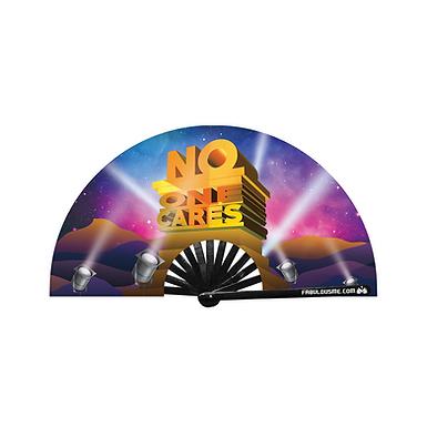 No One Cares (UV Glow)
