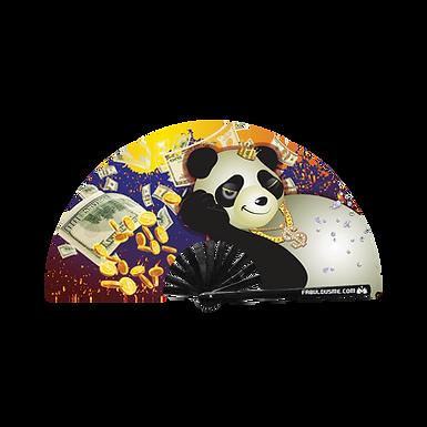 Plur Panda Crazy Rich Panda (UV Glow)