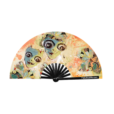 Masks Fan (UV Glow)