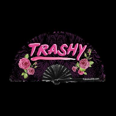 Trashy Fan (UV Glow)