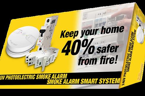 Smoke Alarm Smart System