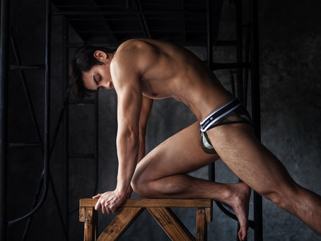 Jockstrap, Thong & G-String - Which One Is For YOU !