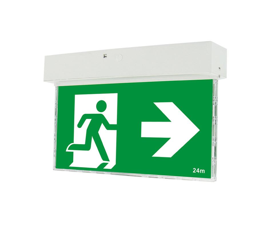 LED Exit Light