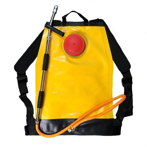 16 Litre Collapsible Soft Fire Backpack
