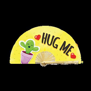 Hug Me Fan (UV Glow)