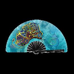Butterfly Fan (UV Glow)