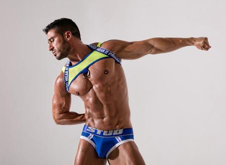 STUD Australia Men Harness Collection