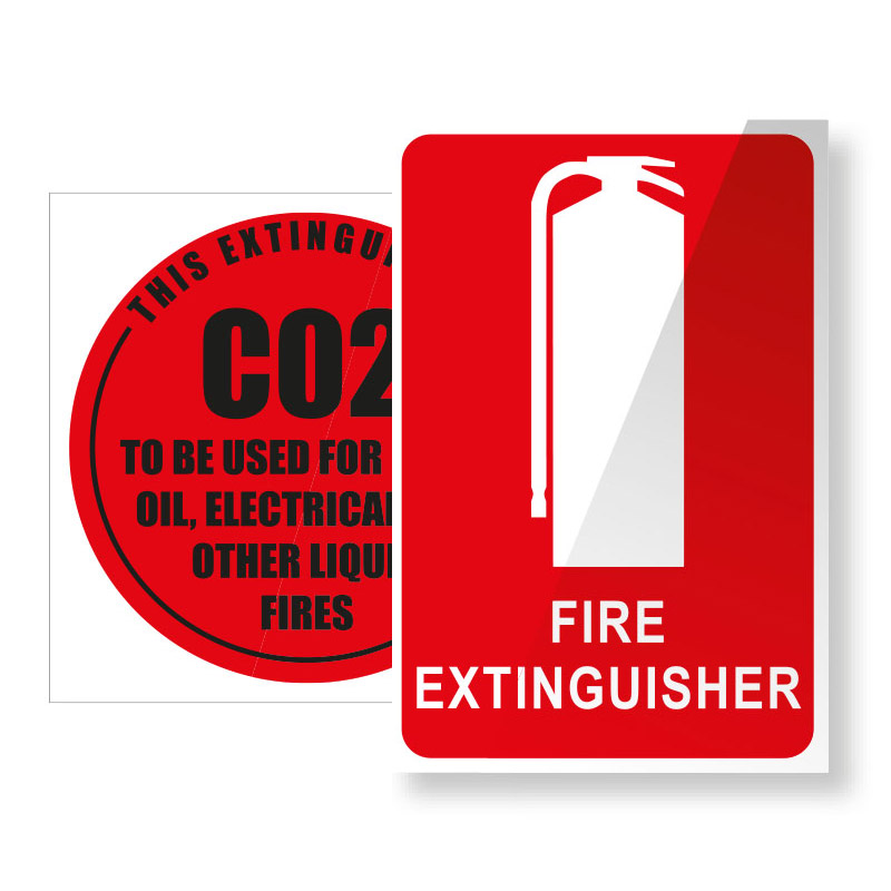 what is co2 fire extinguisher?