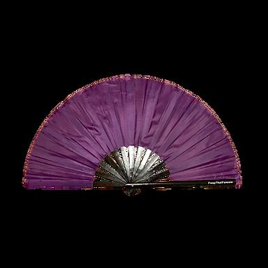 Solid Purple Fan