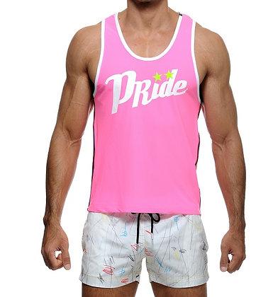STUD Gay Pride Pink Tank Top