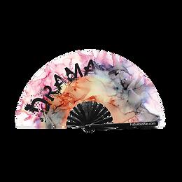 Drama Fan (UV Glow)