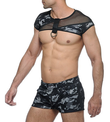 Gay Fetish Party Army Harness
