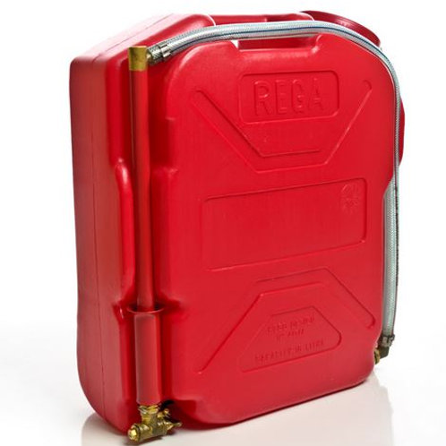 16LT Fire Fighting Backpack with Vehicle Mount