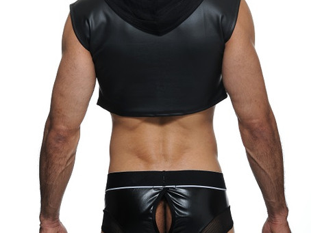 STUD ME UP The Gay Fetish Wear Collection (Part 1)