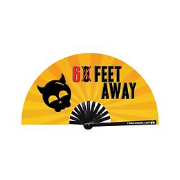 6 Feet Away (UV Glow)