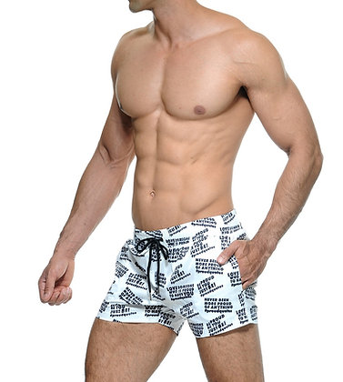Gay Pride Swim Shorts