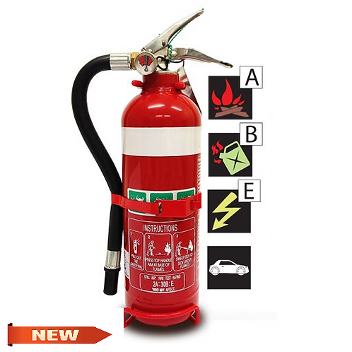 Car Fire Extinguisher with Hose