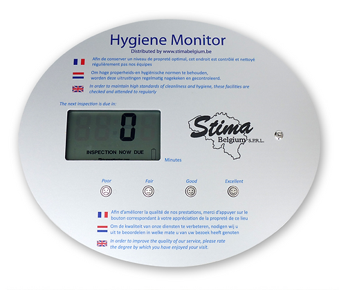 The Hygiene Monitor