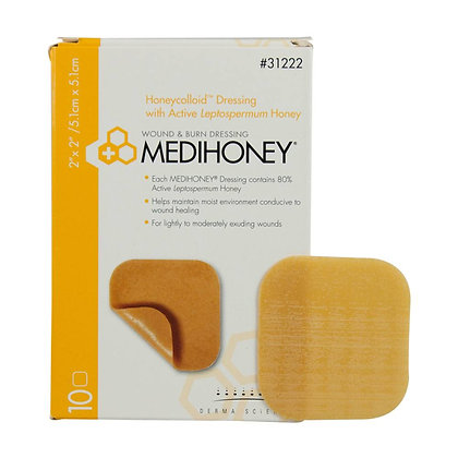 Derma Sciences Medihoney Honeycolloid