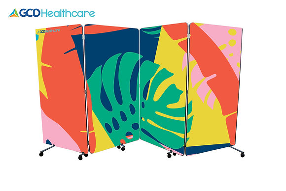Custom-made Portable Room Dividers