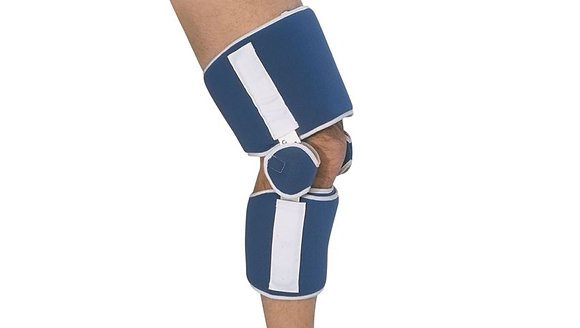 AliMed Easy-On Knee Brace