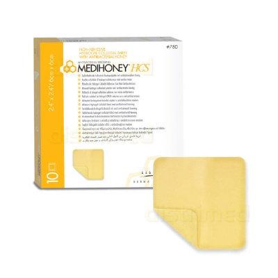 Derma Sciences Medihoney HCS Hydrogel Colloidal Sheet Dressing